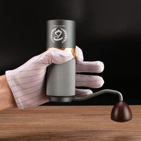 آسیاب قهوه دستی باریستا اسپیس - سبز