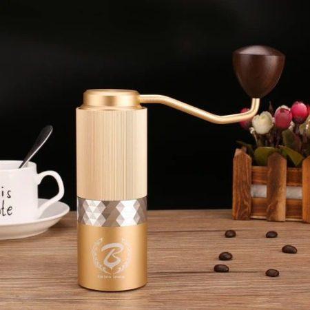 آسیاب قهوه دستی باریستا اسپیس - طلایی
