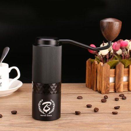 آسیاب قهوه دستی باریستا اسپیس - مشکی