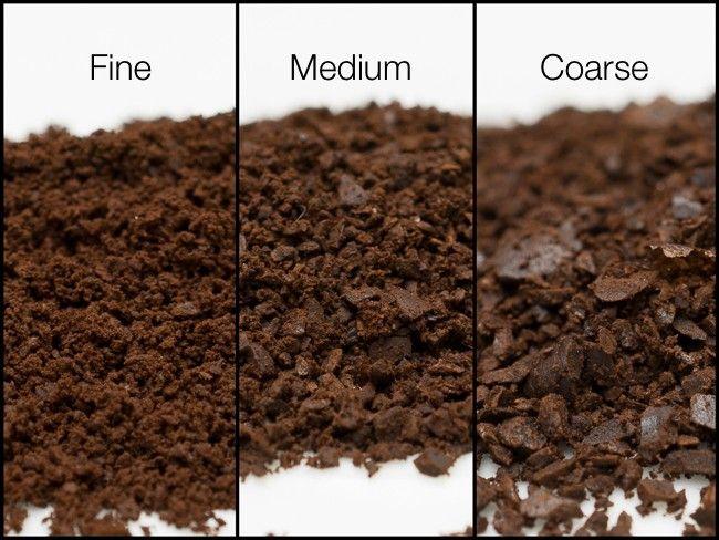 اهمیت دقت آسیاب قهوه در عصاره گیری