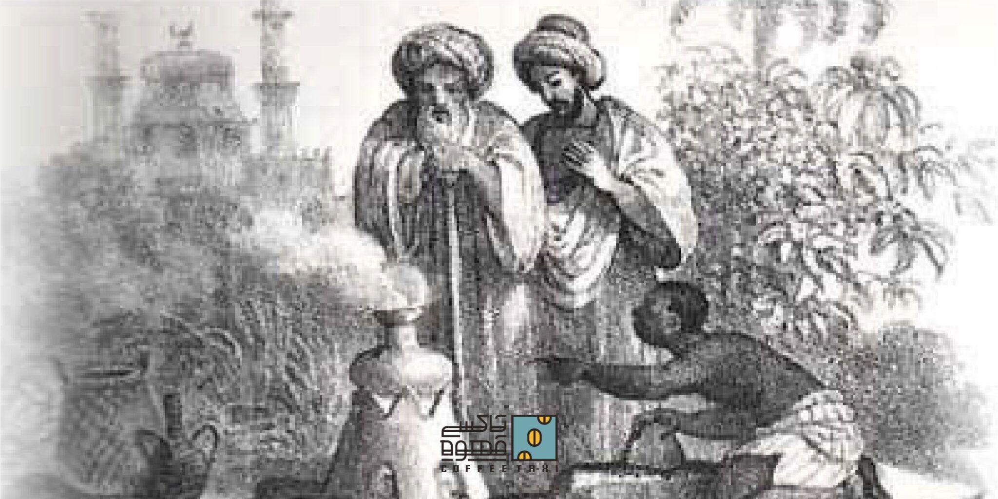 تاریخچه قهوه در ایران