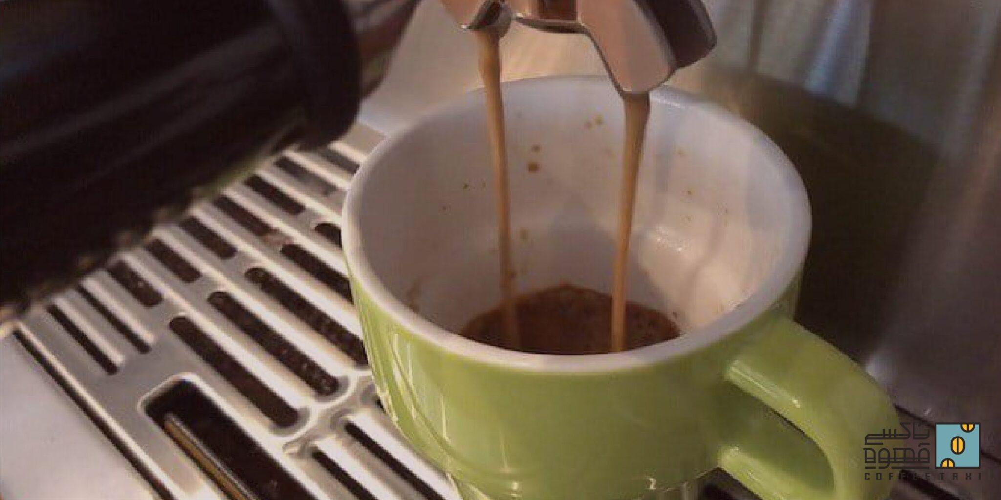 نکاتی برای حرفه ایی شدن قهوه اسپرسو در خانه