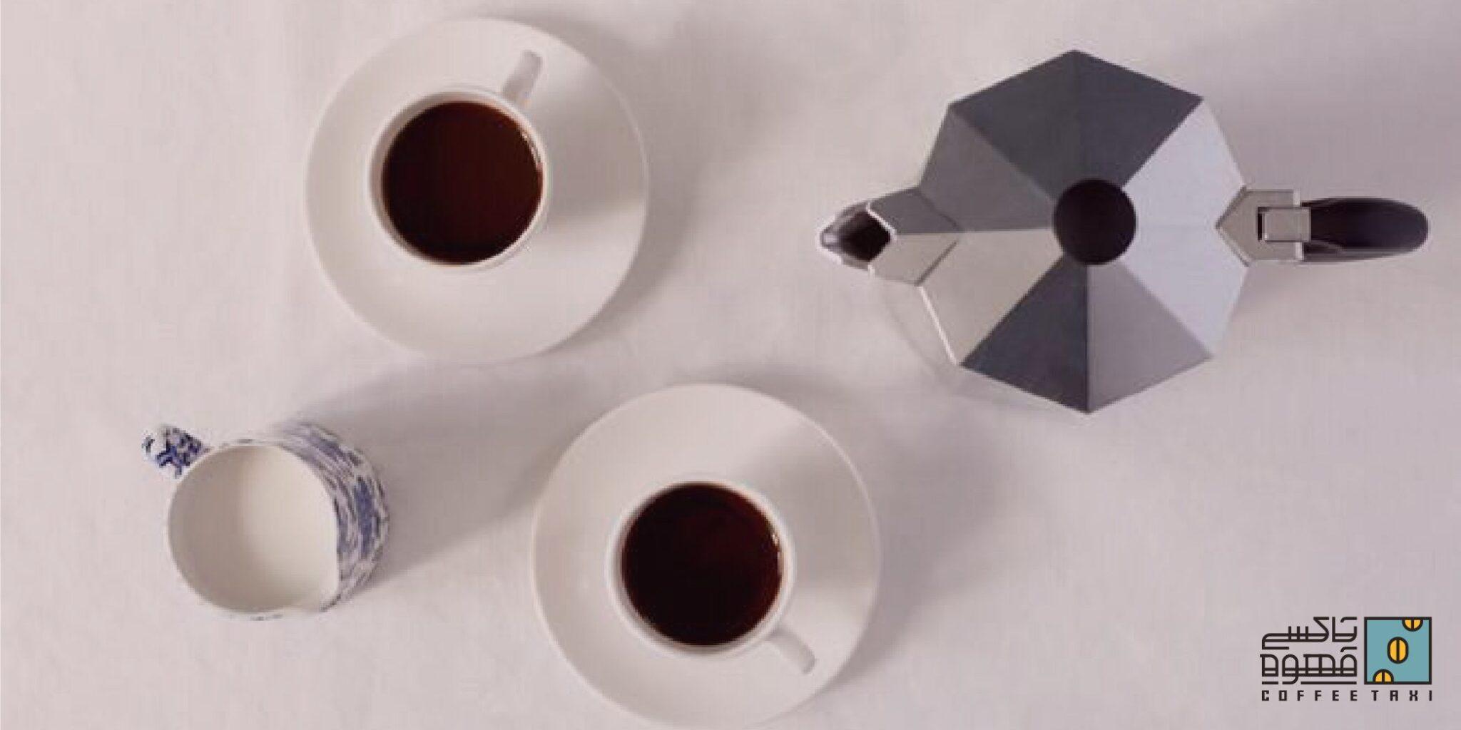 بررسی تفاوت های قهوه اسپرسو موکاپات و دستگاه