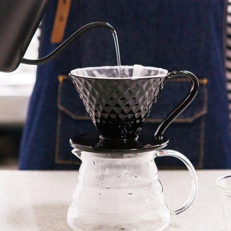 دریپر قهوه سرامیکی سایز 02 MOJAE