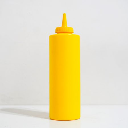 ظرف سس 700 میلی لیتر زرد