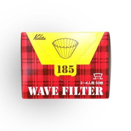 فیلتر کاغذی کالیتا ویو سایز 185 - 50 عددی