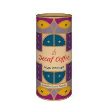 قهوه آسیاب شده بدون کافئین برشته کاری موا