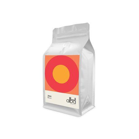 قهوه ترکیبی جَز قهوه آلبا - 250 گرم