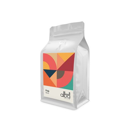 قهوه ترکیبی پالپ قهوه آلبا -250 گرم