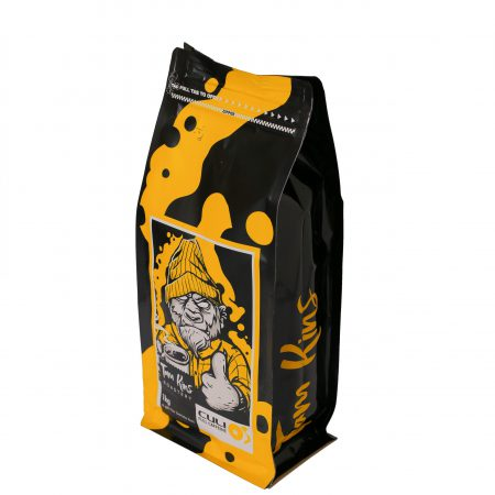 قهوه ترکیبی ۹۰٪ روبوستا کولی تام کینز-1 کیلوگرم