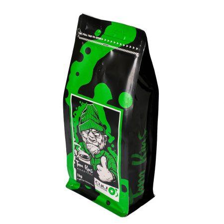 قهوه ترکیبی 70% روبوستا کولی تام کینز-1 کیلوگرم