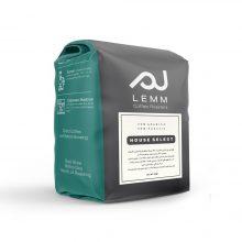 قهوه ترکیبی70%عربیکا House select برشته کاری لم–250 گرم