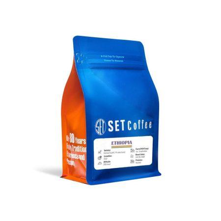 قهوه تک خاستگاه اتیوپی Guji قهوه ست – 250 گرم