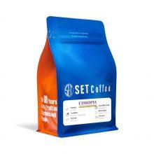 قهوه تک خاستگاه اتیوپی Yirgacheffe قهوه ست