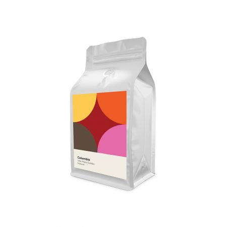 قهوه تک خاستگاه کلمبیا Vila Maria قهوه آلبا -250 گرم