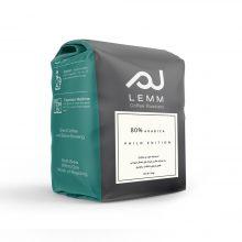 قهوه ترکیبی 80% عربیکا برشته کاری لم