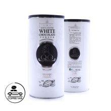 پودر نوشیدنی وایت چاکت (شکلات سفید) کیوجی  QG White Chocolate Powdre