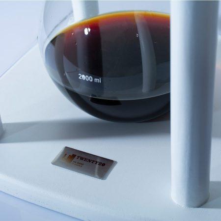 کلدبرو تاور(قهوه ساز سرد دم) چوبی 2 لیتری Twenty20-سفید (2)