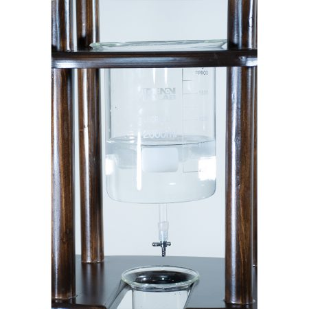 کلدبرو تاور(قهوه ساز سرد دم) چوبی 2 لیتری Twenty20-قهوه ای