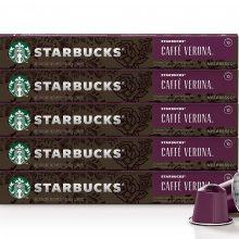کپسول قهوه استارباکس CAFEE VERONA
