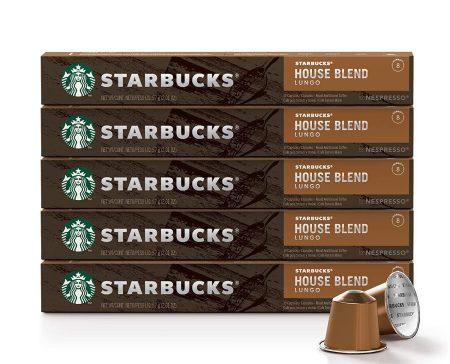 کپسول قهوه استارباکس HOUSE BLEND