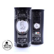 پودر نوشیدنی دارک چاکلت(هات چاکلت) کیوجی   QG Dark Chocolate Powder