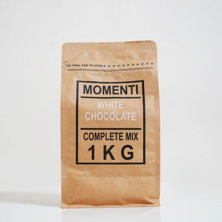 پودر وایت چاکلت دارچینی مومنتی 1 کیلوگرمی