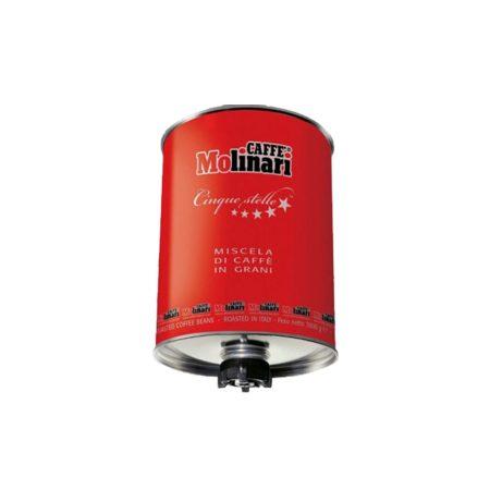 سیلندر قهوه 3 کیلوگرمی مولیناری - روسو