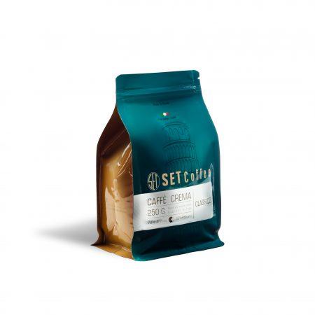 دانه قهوه Caffè crema – CLASSICO (کلاسیک – A70 R30)