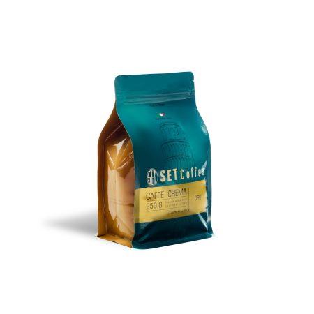 دانه قهوه Caffè crema – ORO (گلد – Arabica 100%)