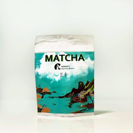 چای ماچا مومنتی