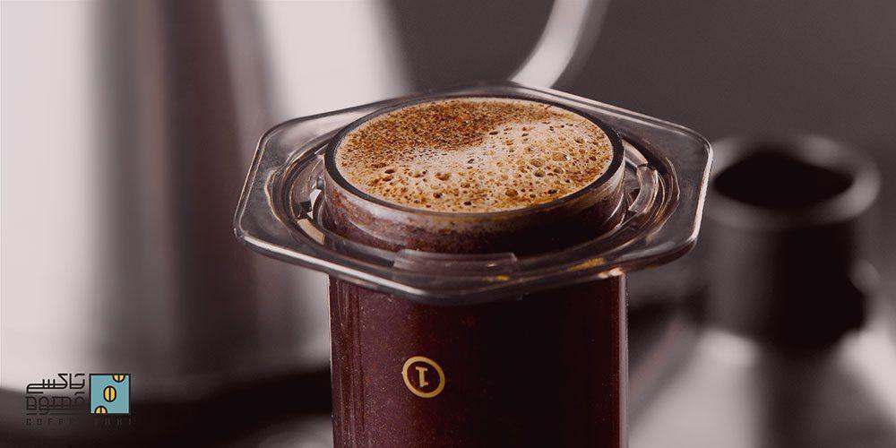 توصیه های قهرمان ائروپرس دم قهوه