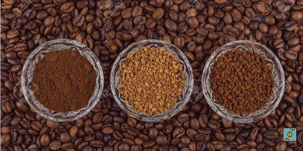 قهوه فوری چیست؟