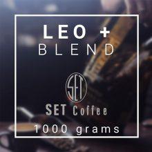 قهوه ترکیبی لئو پلاس قهوه ست - 1 کیلوگرم