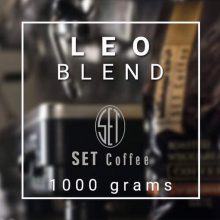 قهوه ترکیبی لئو قهوه ست - 1 کیلوگرم