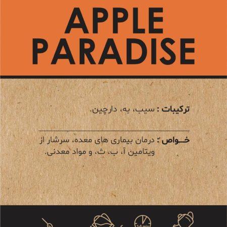 دمنوش اپل پارادایس مومنتی