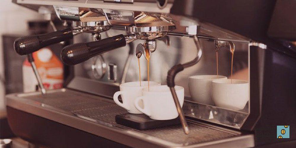 پولیش قهوه اسپرسو