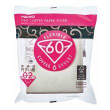 فیلتر قهوه ساز هاریو 100عددی سایز 02