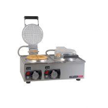 وافل پز دوخانه انویل مدل استاندارد