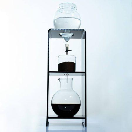 قهوه ساز کلد برو تاور پلکسی 600 میلی