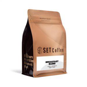 قهوه ترکیبی برکفست قهوه ست - 250 گرم