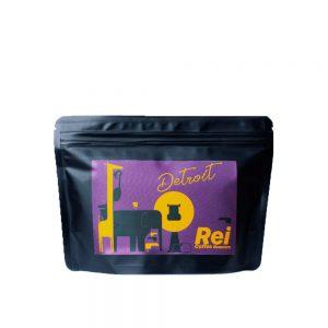 قهوه ترکیبی دیترویت قهوه ری – 250 گرم