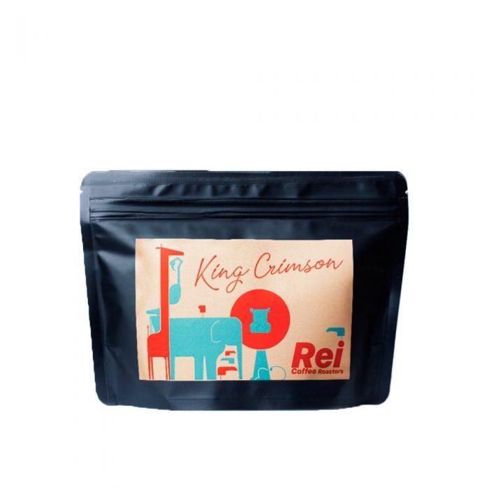قهوه ترکیبی کینگ کریمسون قهوه ری – 250 گرم