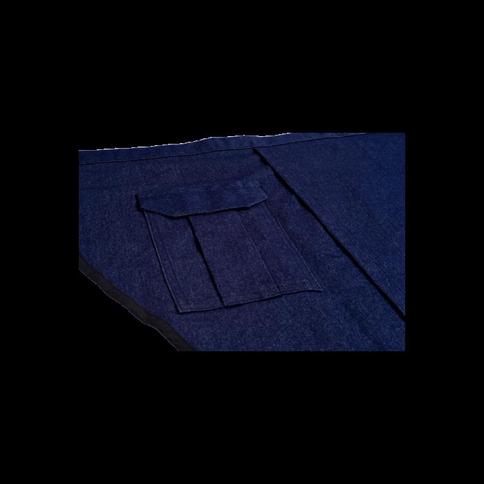 پیشبند ویتر مدل Waiter Side Pocket dark