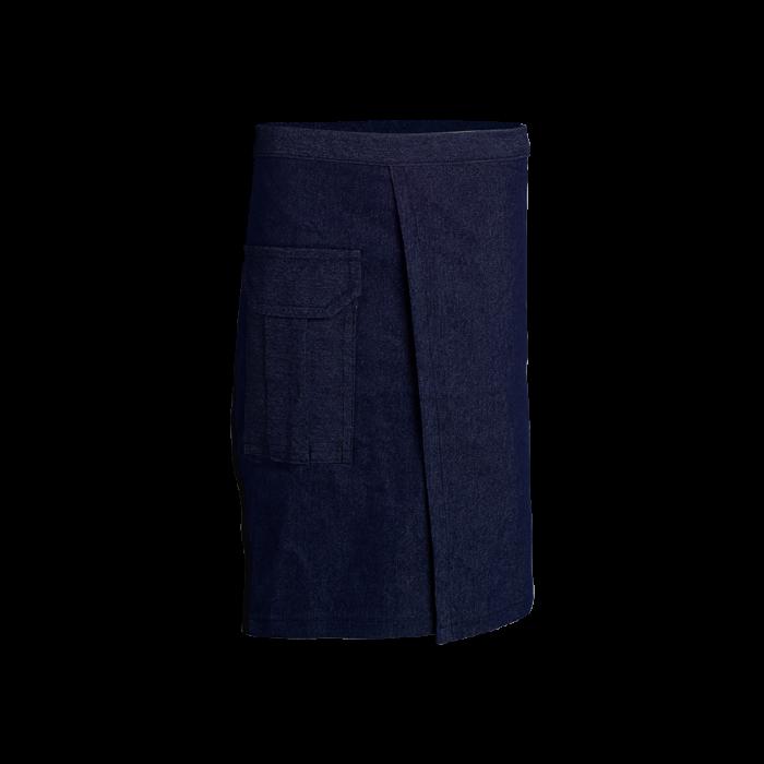 پیش بند ویتر مدل Waiter Side Pocket dark