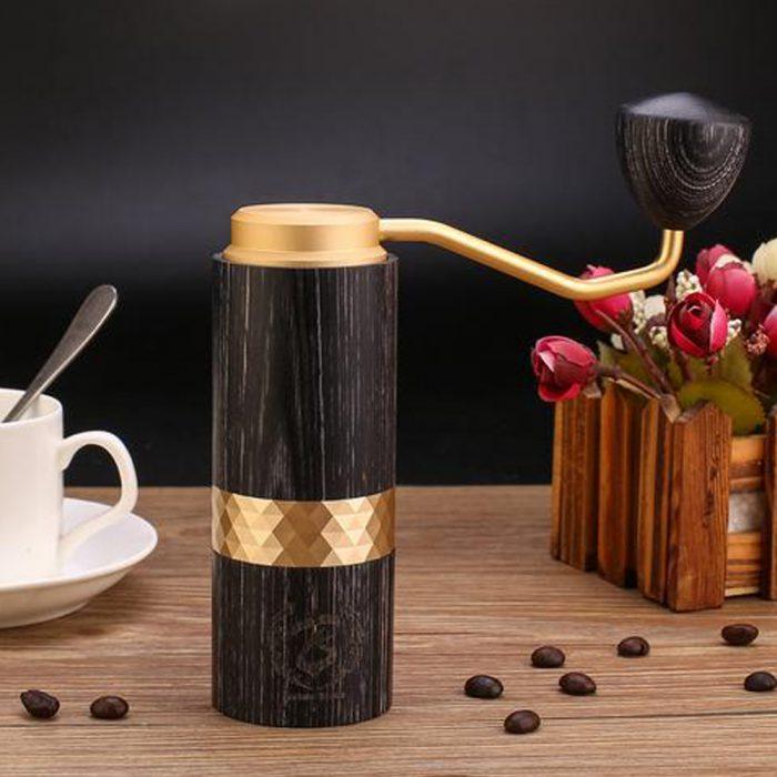 آسیاب قهوه دستی باریستا اسپیس ورژن 2 بدنه چوبی