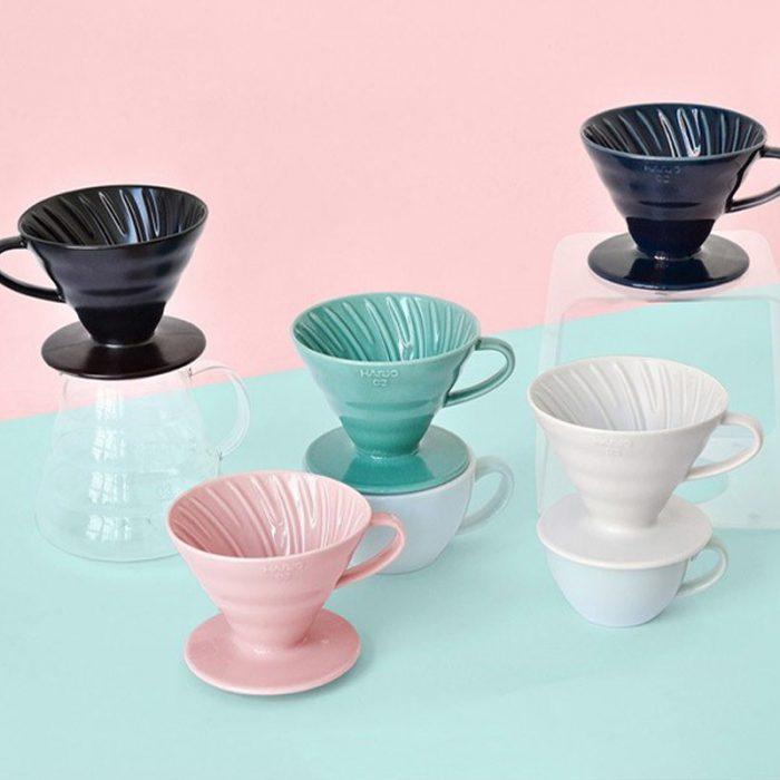 Hario Ceramic Dripper - 02