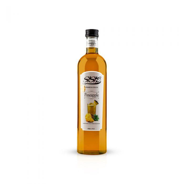 سیروپ آناناس سیسیب