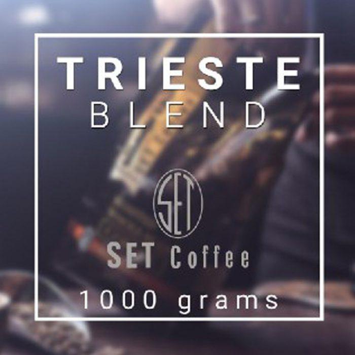 قهوه ترکیبی تریسته قهوه ست - 1 کیلوگرمی