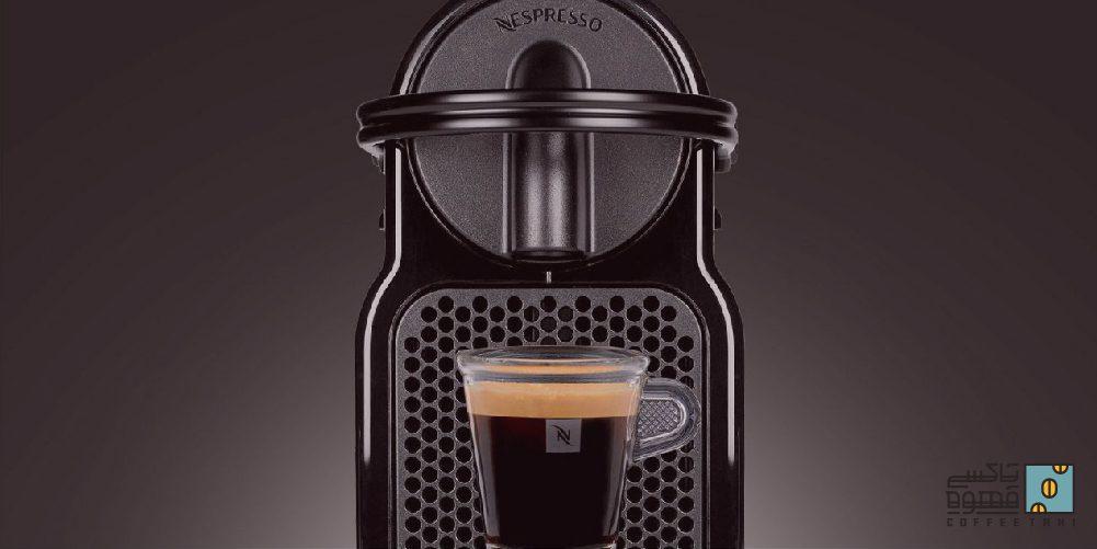نحوه ی استفاده از کپسول های قهوه